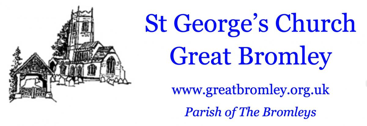 St George's Church, Great Bromley header