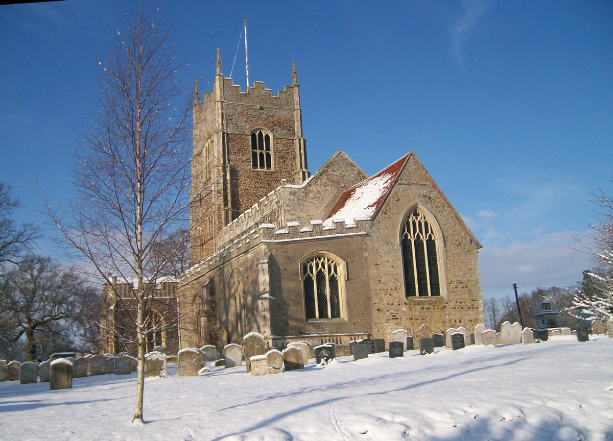 st georges church winter 2010